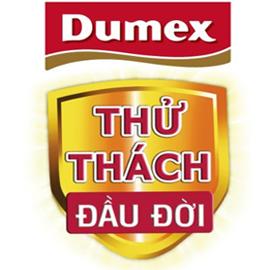 Sữa Dumex, tăng cường sức miễn dịch cho bé