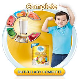Sữa cô gái hà lan Dutch Lady