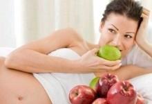 Thay đổi thói quen khi mang thai