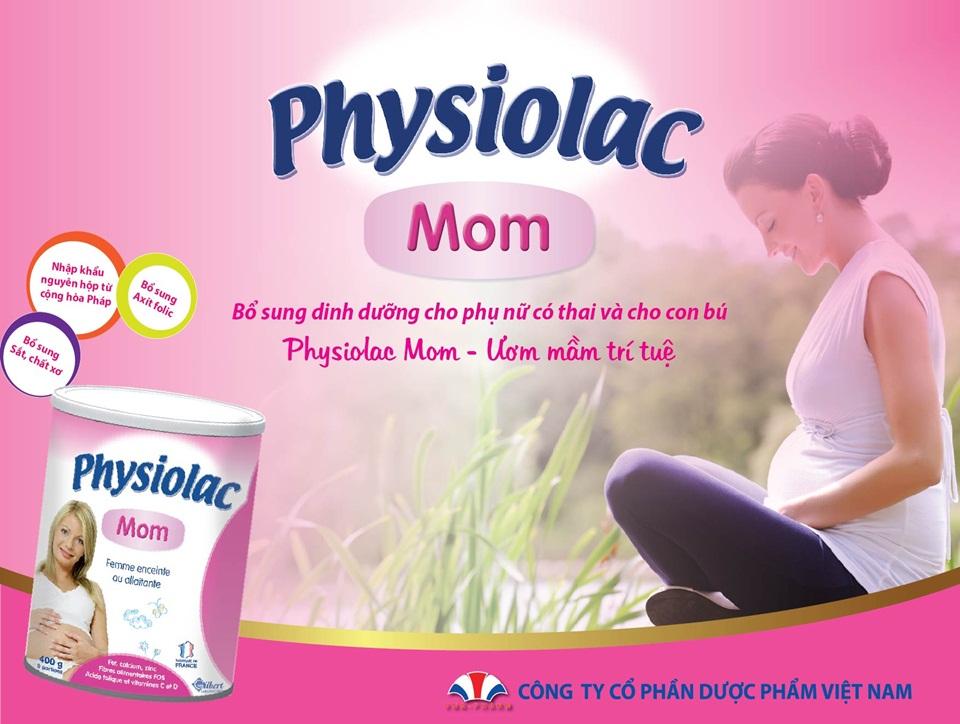 KHUYẾN MÃI Tặng ngay 1 xe đạp khi mua 3 lon Physiolac Mom