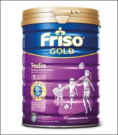Giá bán Sữa Friso gold dành cho bé biếng ăn
