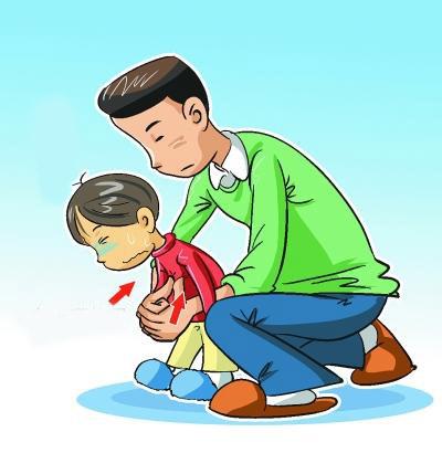 Sơ cứu hóc nghẹn đúng cách cho bé 3