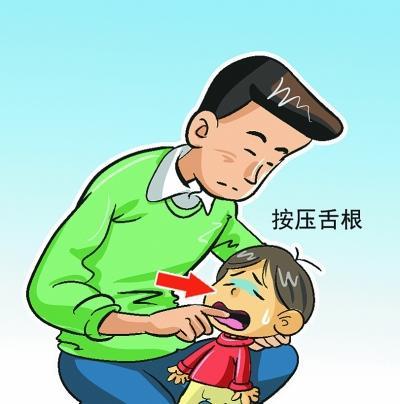 Sơ cứu hóc nghẹn đúng cách cho bé 1