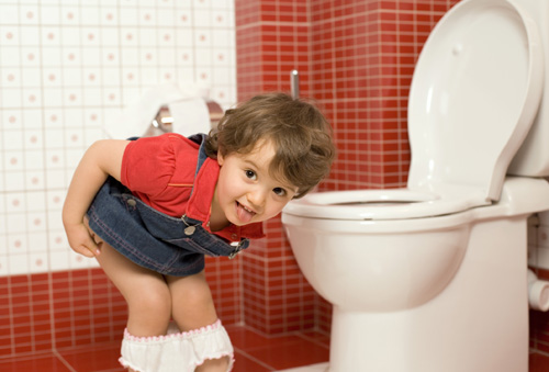 Dạy bé đi vệ sinh và một số điều cần chú ý (1)