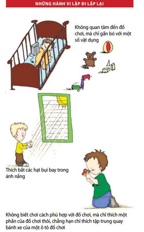 Những dấu hiệu bé có nguy cơ bị tự kỷ (7)