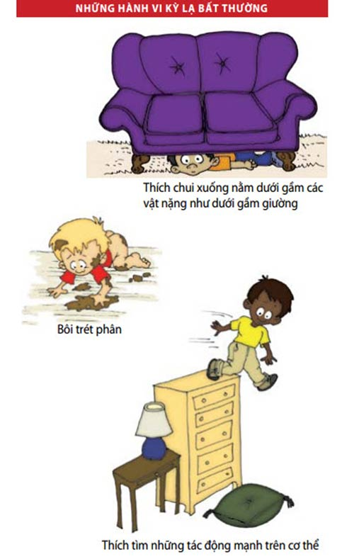 Những dấu hiệu bé có nguy cơ bị tự kỷ (9)