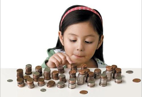 Các bài học về tiền bạc mà bé phải biết càng sớm càng tốt