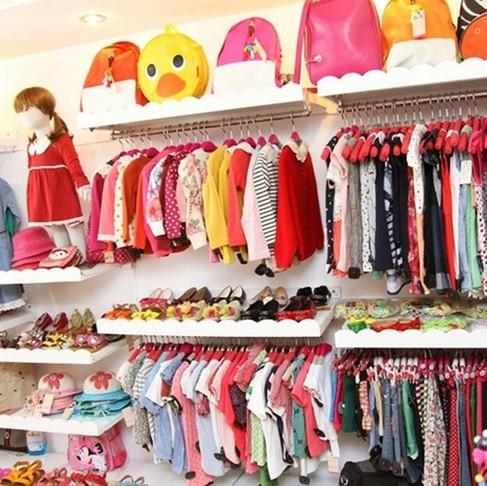 Bí quyết kinh doanh quần áo trẻ em