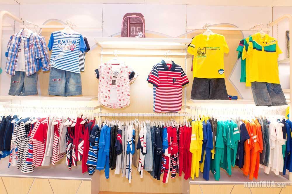 Bí quyết bán hàng trực tuyến quần áo trẻ em