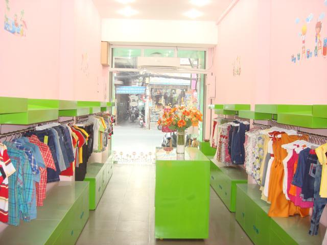Tư vấn chọn địa điểm kinh doanh quần áo trẻ em hiệu quả