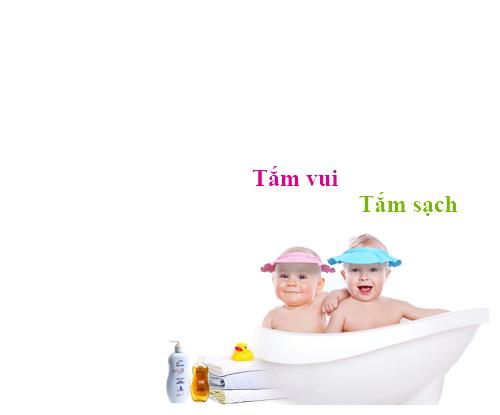 Đồ cho bé tắm