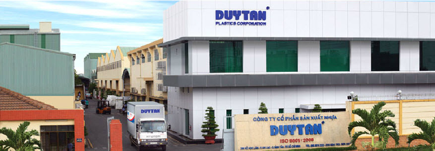Công ty Cổ Phần Sản Xuất Nhựa Duy Tân (1)