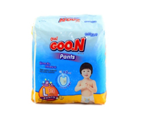 Bỉm quần Goon Slim L13, bỉm Nhật cho trẻ sơ sinh