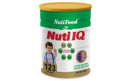 Sữa bột Nuti IQ 123 - 900g 1