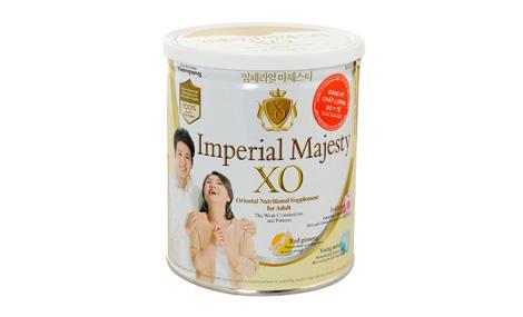 Sữa bột XO Majesty 800g 1