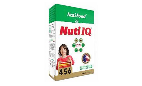 Nuti IQ 456 Gold - 900g 1
