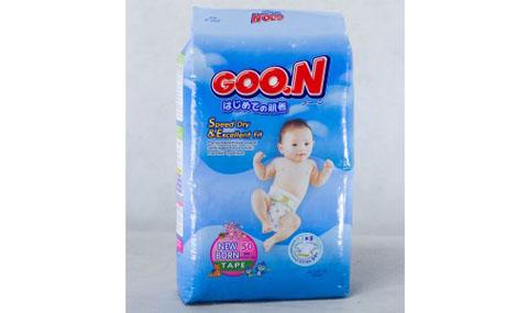 Bỉm Goon Slim Newborn 50