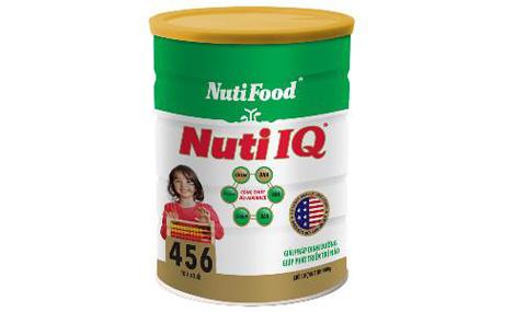 Sữa bột Nuti IQ 456 - 900g 1