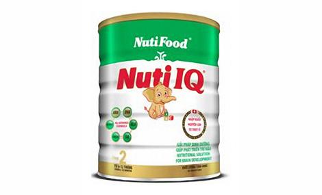 Sữa bột Nuti IQ Step 2-400g(Thụy sỹ) 1