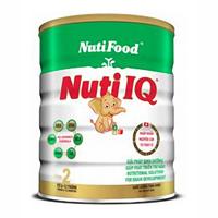 Sữa bột Nuti IQ Step 2-400g(Thụy sỹ)