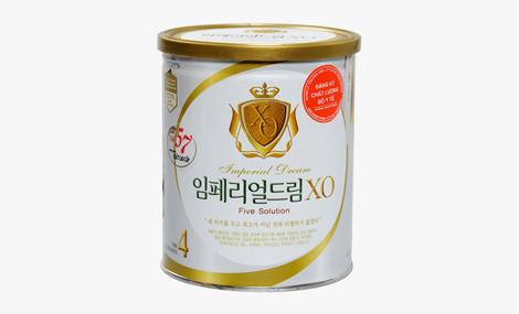 Sữa bột XO4 - 400g 1