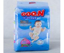 Bỉm Goon Slim Newborn 50m, bỉm dán cho trẻ sơ sinh