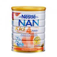 Giá Sữa bột Nan Nga pro số 4 Kid 900g cho trẻ từ 2 - 6 tuổi