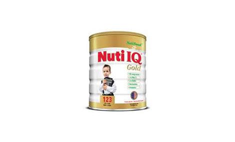 Nuti IQ 123 Gold - 900g
