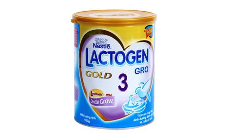 Sữa bột Nestle Lactogen Gold 3 900g 1