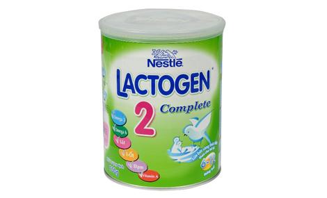 Sữa bột Nestle Lactogen 2 Complete 900g 1