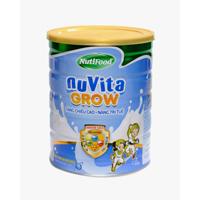 Sữa bột NuVita nutifood Grow plus pedia 900g
