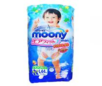 Bỉm quần Moony L44 cho bé trai hàng xách tay