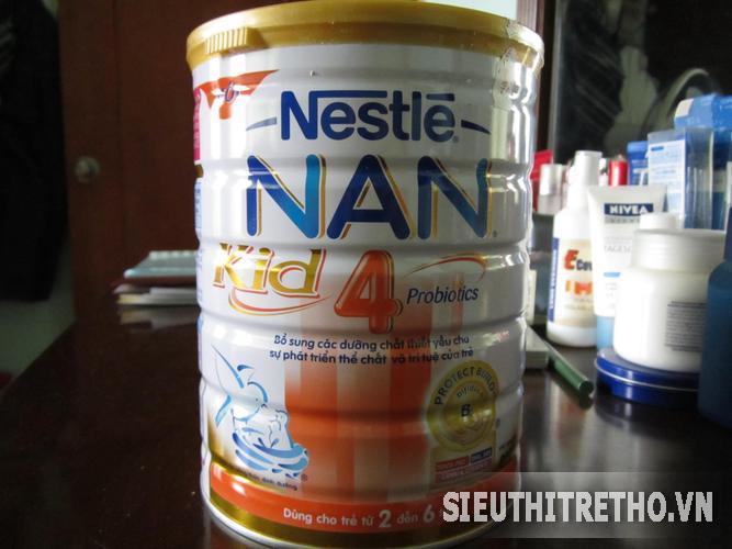 Nestlé Nan 4 Kid 900g