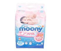 Bỉm dán Moony M64 hàng nội địa chất lượng