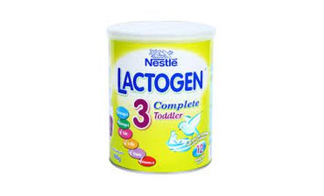 Sữa bột Nestle Lactogen 3 Complete 900g truoc