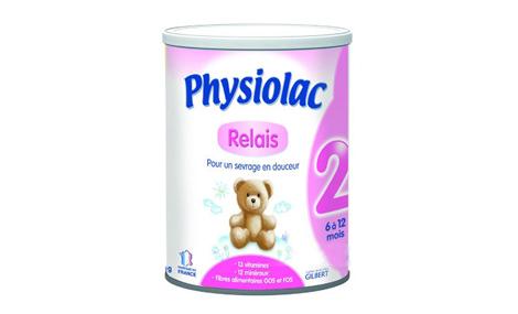 Sữa bột Physiolac 2ER 400g 1