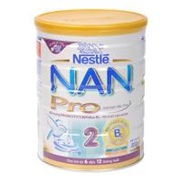 Sữa bột Nestle Nan Nga Pro số 2 800g chính hãng