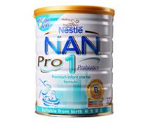 Giá Bán Sữa bột Nestle Nan Nga Pro số 1 800g rẻ nhất