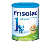 Sữa bột Frisolac Comfort 400g dành cho bé từ 0 - 12 tháng tuổi