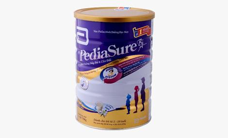 Sữa bột Pediasure B/A 1.7kg 1