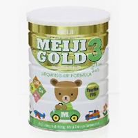 Sữa bột MEIJI GOLD 3 - 900g cho trẻ 1-3 tuổi