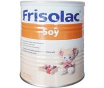 Giá Sữa bột Frisolac soy 400g cho trẻ sơ sinh