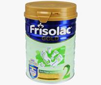 Sữa bột Frisolac Gold 2 400g cho trẻ 6 đến 12 tháng tuổi