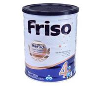 Giá Sữa bột Friso 4 900g miễn dịch cho trẻ 4 - 6 tuổi