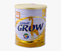Sữa bột Abbott Grow 4 - 900g cho trẻ 3 - 6 tuổi