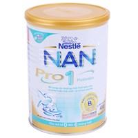 Sữa bột Nestle Nan Nga pro số 1 400g cho trẻ sơ sinh