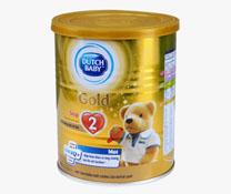 Sữa bột Cô gái HL step 2 gold 400g