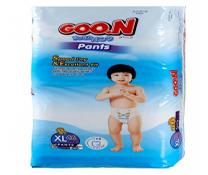 Bỉm quần Goon Slim XL46, bỉm quần đi chơi cho bé