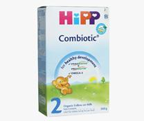Sữa bột HiPP 2 Combiotic Organic 300g , cách pha bột hipp
