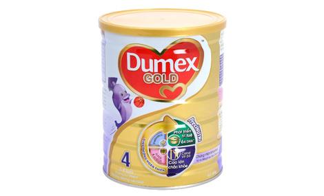 Sữa bột Dumex Dukid Gold 4 - 800g1